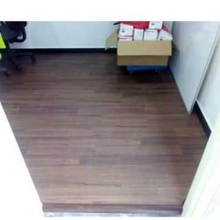 Laminated Flooring Installation