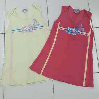 Dress for 4 years old (Set of 2)