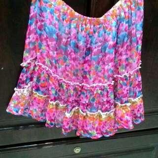 Kitschen Floral Skirt