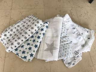 Aden and Anais large swaddle