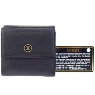Vintage CHANEL Wallet有卡有貼