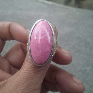 cincin red borneo big size