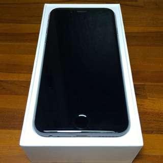 iPhone 6s 64G 太空灰 自售