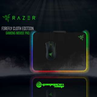 Razer Firefly – Cloth Edition Gaming Mouse Mat (RZ02-02000100-R3U1)