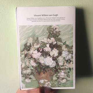 Van Gogh/Unicorn Sketch Book