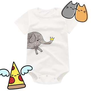 Baby Romper ( ready stock 100% cotton)