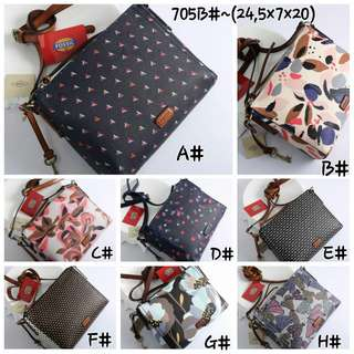 Emma crossbody bag taega epsom & soft leather dove 705B
