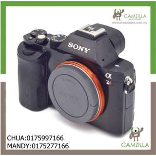 USED SONY A7 R BODY