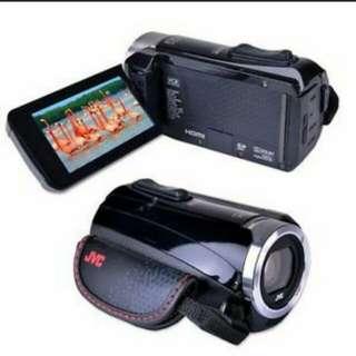 Like New JVC Everio GZ-R10 Waterproof Camcorder