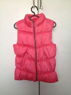 Girl's Bubble Jacket/Vest