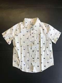 Gap shirt for boys