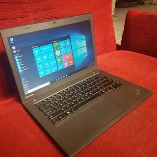 Lenovo Thinkpad i5 4thgen Windows 10 pro  64bit