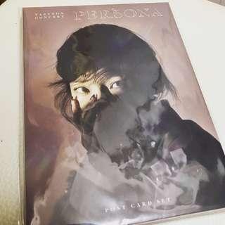少女時代 太妍 persona postcard