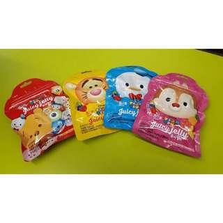 韓國 HAlTAI   Disney造型綜合水果軟糖