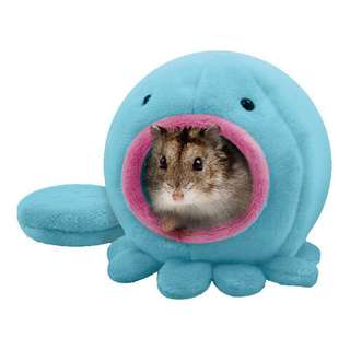 ONE PIECE ONLY Hamster House For Dwarf Hamsters