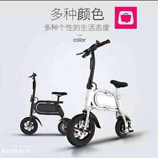 電動便攜式自行車(代購)