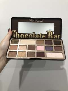 TOO FACED Chocolate eyeshadow palette