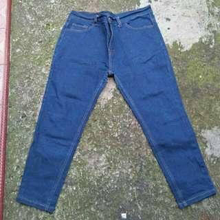 Celana Jeans Size Able Pants Size 36