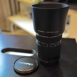 Olympus 40-150mm f4.0-5.6 with Lens Hood