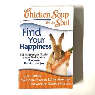 CHICKEN SOUP FOR THE SOUL | Find Your Happiness
