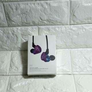 KZ ZST Pro Hybrid Hifi Earphone Headset 3.5mm Stereo Headphones
