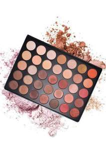 Authentic Morphe 35OS Eyeshadow Palette