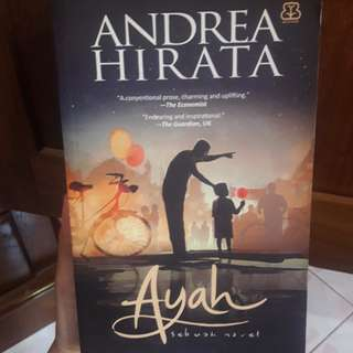 Novel Ayah, Andrea Hirata