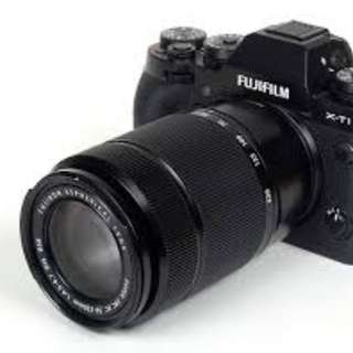 Fujifilm Fujinon XC 50 - 230 OIS