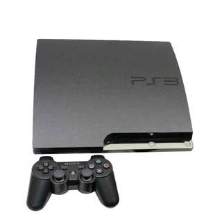 Sony PS 3 Slim CFW 160 GB + Free 1 Stik Bisa Kredit Proses Cepat