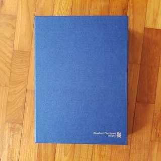 Elegant Empty Gift Box