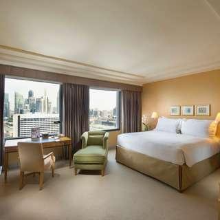Conrad Singapore Hotel Staycation