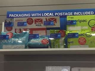 Postage services