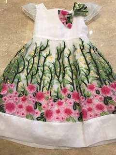 Party dress for girl