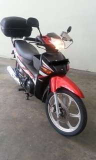 Honda Wave (Price Negotiable)
