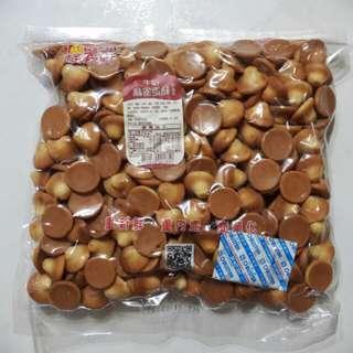 福義軒~牛奶麻雀蛋酥(奶蛋素)