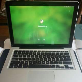 Apple Macbook Pro 13,3 core i5