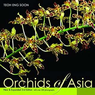 Orchids of Asia [New, Softback]
