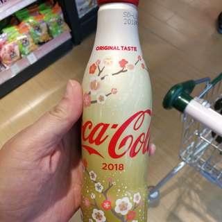 Coca Cola Japan 2018 Special Edition