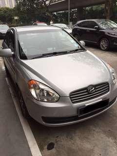 Hyundai Verna 1.4 Manual GL