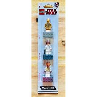 Lego magnet star wars