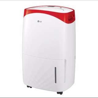 LG Dehumidifier 抽濕機 LD106 FRD0
