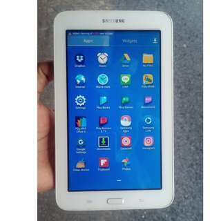 Samsung Galaxy Tab 3 SM-T110 - 8GB WIFI only