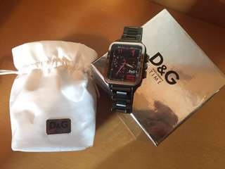 D&G (Dolce & Gabbana) Geronimo Watch