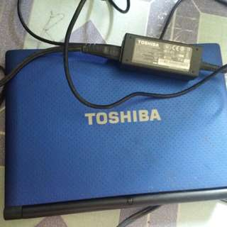 Toshiba Netbook NB 505 from USA (defective) 2103