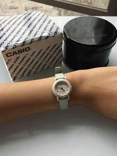 Casio watch jam tangan