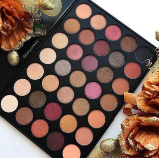 [💯AUTHENTIC MORPHE PO] 35F - FALL INTO FROST EYESHADOW PALETTE PO PREORDER SPREE