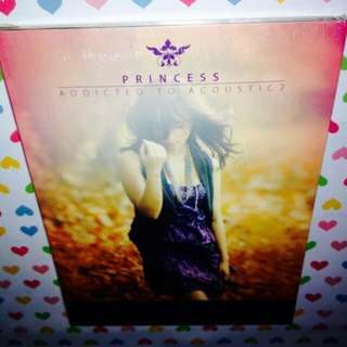 Princess-Addicted to Acoustic II (CD)