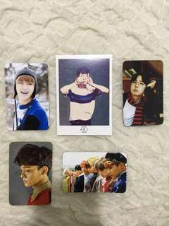 [CLEARANCE] BTS EXO Unofficial DIY PC