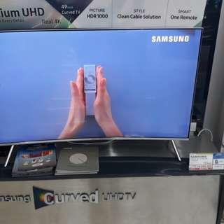 TV LED SAMSUNG 49 INC TERIMA CICILAN PROSES CEPAT