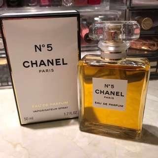 Chanel N5 經典香水